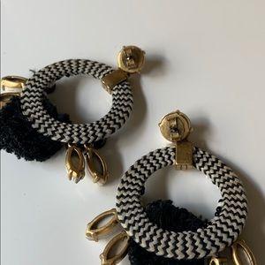J. Crew Jewelry - J. Crew Pom Earring